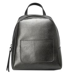 Рюкзак GIANNI CHIARINI 4995 темно-серый