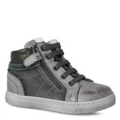 Ботинки NERO GIARDINI JUNIOR A724401M темно-серый