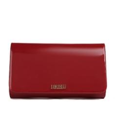 Клатч LORIBLU B.8309 темно-красный