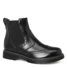 Ботинки NERO GIARDINI JUNIOR A734441M черный