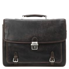 Портфель GERARD HENON 8148 темно-коричневый