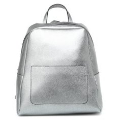 Рюкзак GIANNI CHIARINI 4996 серебряный