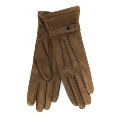 Перчатки AGNELLE RIC_CELINEOL серо-коричневый