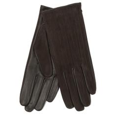 Перчатки AGNELLE HELENE/S темно-коричневый