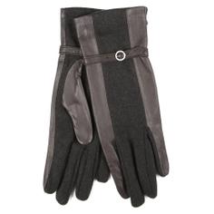 Перчатки AGNELLE 14/263/C100/ND темно-серый