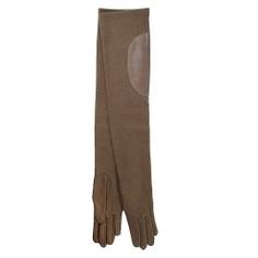 Перчатки AGNELLE 10/273/C20/ND коричневый