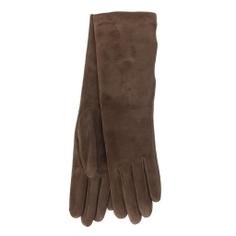 Перчатки AGNELLE CELIA/SUED/C коричневый