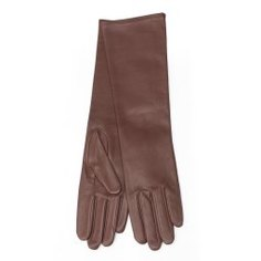 Перчатки AGNELLE OPERA/S коричневый