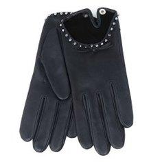 Перчатки AGNELLE JOSIE/AGN/PEARL/S темно-синий