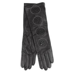 Перчатки AGNELLE 13/247/RIC/AGN/S черный