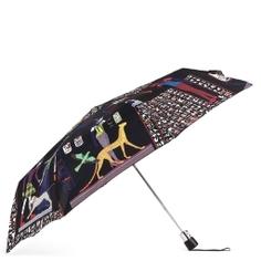 Зонт полуавтомат JEAN PAUL GAULTIER 1233 черный