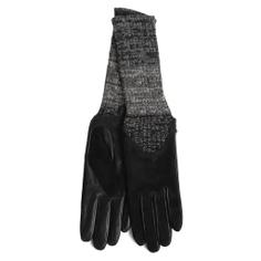 Перчатки AGNELLE CECILIA/AGNSUED/W черный