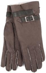 Перчатки AGNELLE 14/253/DBL/ND темно-коричневый