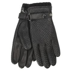 Перчатки AGNELLE GEORGESTRE черный
