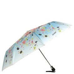 Зонт полуавтомат JEAN PAUL GAULTIER 1129 голубой