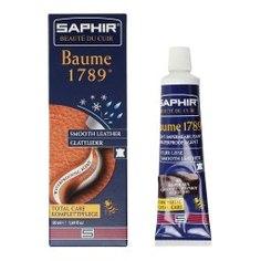 Крем для обуви SAPHIR CREME DE LUXE бордовый