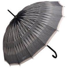 Зонт механический JEAN PAUL GAULTIER 1268 черный