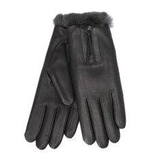 Перчатки AGNELLE MARINA/L темно-серый