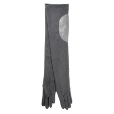 Перчатки AGNELLE 10/273/C20/ND темно-серый