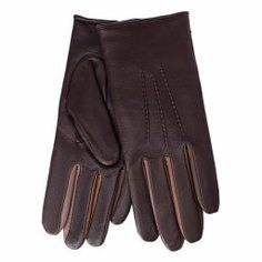 Перчатки AGNELLE JULIE/MULTI/W темно-фиолетовый