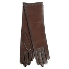 Перчатки AGNELLE CELIA/AGN/W темно-коричневый