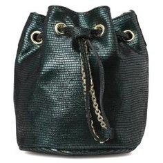 Сумка GIANNI CHIARINI 6145 темно-зеленый