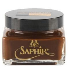 Крем для обуви SAPHIR CREME 1925 коричневый