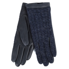 Перчатки AGNELLE KEIKO/AGN/W темно-синий