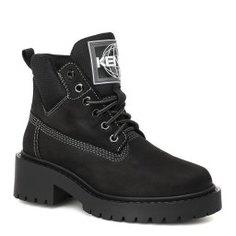 Ботинки KENZO BT344 черный
