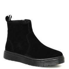 Ботинки KISS MOON 9877-515 черный
