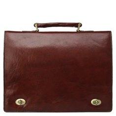 Портфель GERARD HENON 7737 коричневый