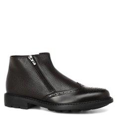 Ботинки PAKERSON 14799 А темно-коричневый