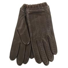 Перчатки AGNELLE 15/122/AGN/W темно-коричневый