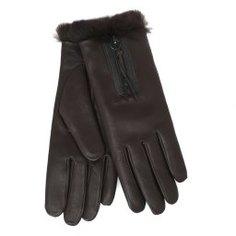 Перчатки AGNELLE MARINA/L темно-коричневый