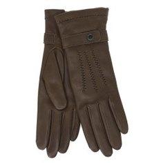 Перчатки AGNELLE NEW_CELINE/A коричнево-зеленый