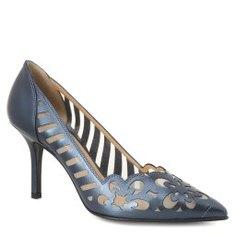 Туфли GIOVANNI FABIANI G4525 темно-синий