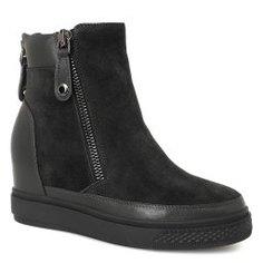 Ботинки GIANNI RENZI RA0849 темно-серый