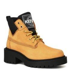 Ботинки KENZO BT344 оранжевый