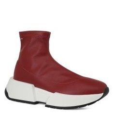 Ботинки MM6 MAISON MARGIELA S40WS0067 красный