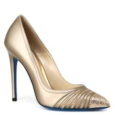 Туфли LORIBLU YS1153YC золотисто-бежевый
