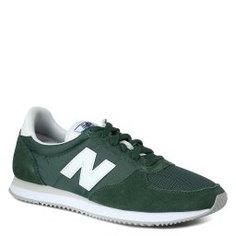 Кроссовки NEW BALANCE U220 зеленый
