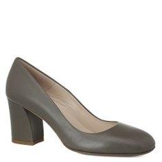 Туфли EASY BY LORIBLU E70001EX серо-зеленый