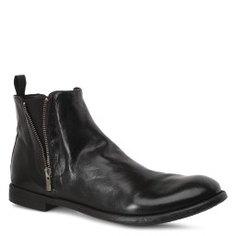 Ботинки OFFICINE CREATIVE ARC/609 темно-коричневый