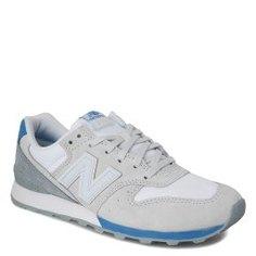 Кроссовки NEW BALANCE WR996 серо-белый