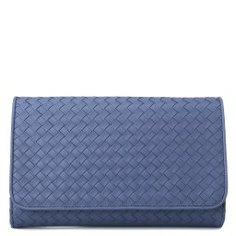 Клатч DOLCI 1263 светло-синий