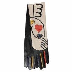 Перчатки AGNELLE RIC_L_AUTRE черный