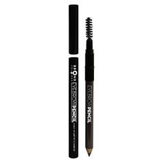 BRONX COLORS Карандаш для бровей Eyebrow Pencil DARK BROWN, 1,2 мл