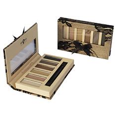 BRONX COLORS Палетка теней для век Burlesque №1 6 оттенков, 6 г