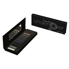 BRONX COLORS Палетка теней для век Smokey Undercover 12 оттенков, 12 г