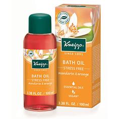 KNEIPP Масло для ванн Прощай стресс с мандарином и апельсином 100 мл